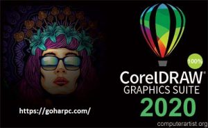 CorelDRAW 2020 v22.1.1.523 Crack Full Keygen Free Download