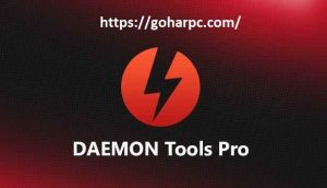 DAEMON Tools Pro 10.13.0.1373 Crack Activator Download