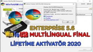 WinToUSB 5.6 R1 Enterprise With Crack Free Download